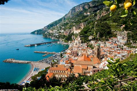 Best Restaurants Amalfi Coast by Gourmet Paradise How The Picture Amalfi Coast Is