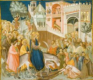 Viático de Vagamundo: Entry of Christ into Jerusalem