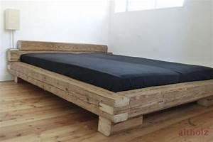 Bett Selber Bauen Anleitung 140x200 : modern massivholz bett selber bauen anleitung und beste ~ Michelbontemps.com Haus und Dekorationen