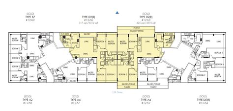 interlace floor plans