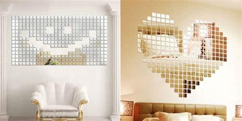 Spiegel Mosaik Wandgestaltung by Mosaik Spiegel Als Wanddekoration Pretty Page
