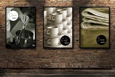 dine cafe shop branding edmundson design