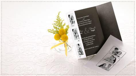 gate fold wedding invitations personalized gate fold