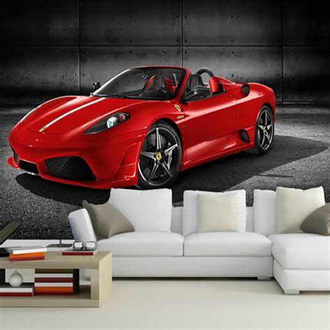 Custom Any Size Car Posters Magazine Sports Cars Mural