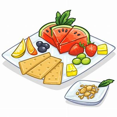 Clipart Healthy Snack Snacks Transparent Foods Appetizer
