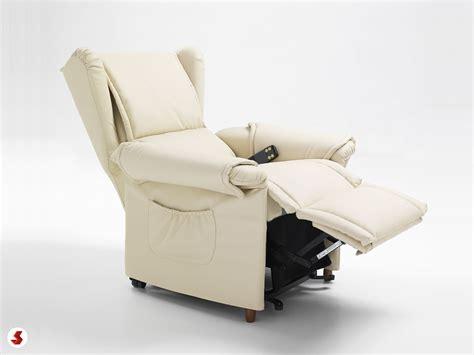 poltrona tv poltrona con braccioli regolabili relax e per anziani giada