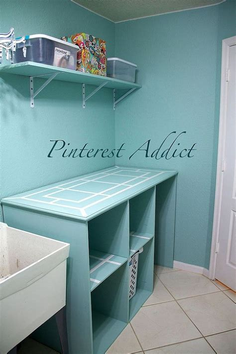 25+ Best Ideas About Laundry Folding Tables On Pinterest