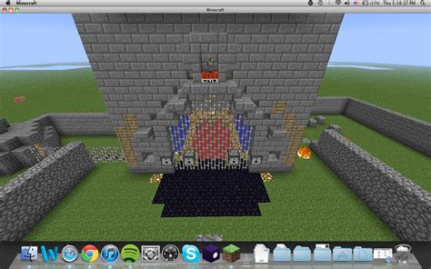 siege minecraft castle siege minecraft project