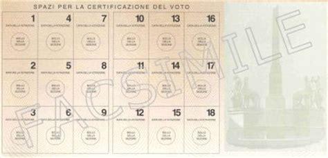 Ufficio Elettorale Genova - servizio elettorale informazioni
