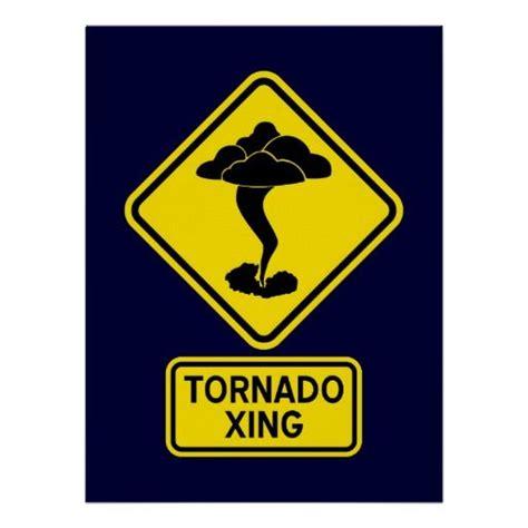 Tornado Safety Poster Ideas