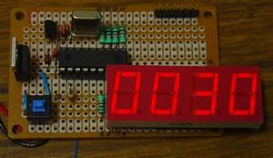 Frequency Counter With Pic And 4