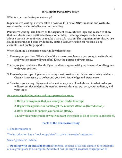 Essay Example Research Based Argumentative Argument Sample ...
