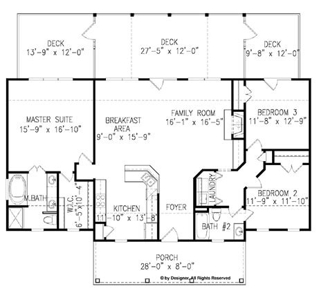 ranch floor plans with split bedrooms 301 moved permanently