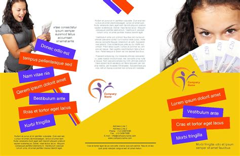 Education Brochure Templates Free by Educational Brochure Templates 6 Best Sles Templates
