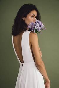 La Mariée Aux Pieds Nus : blanche robes de mari e collection 2019 la mariee ~ Melissatoandfro.com Idées de Décoration