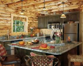 kitchen interiors ideas rustic decoration ideas on logs rustic