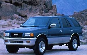 1995 Isuzu Rodeo - Information And Photos