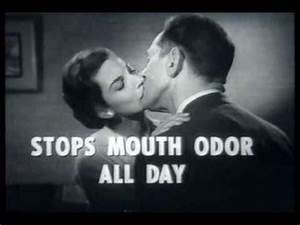 """Crest Toothpaste premieres with advertising slogan """"Stops ..."""