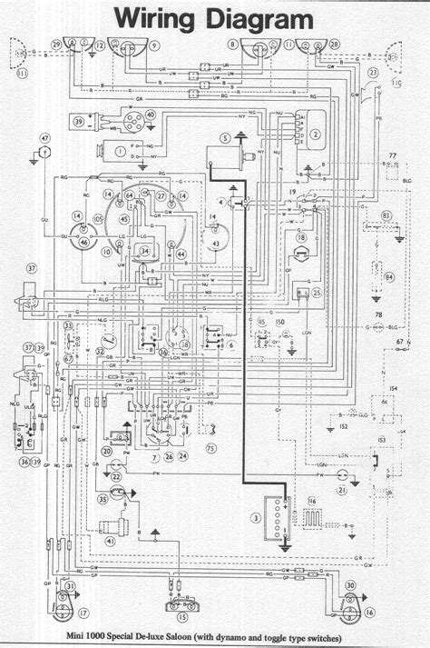 wiring key  diagrams