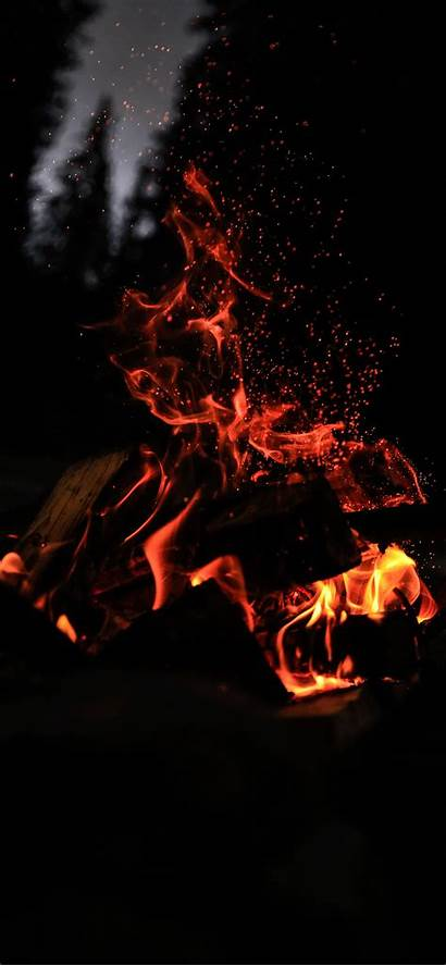 Iphone Fire Wallpapers Background Backgrounds Max Pro