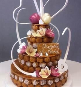 Support Photo Original : pi ce mont e en choux ou wedding cake banquets forum ~ Teatrodelosmanantiales.com Idées de Décoration