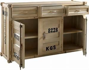 Sideboard 140 Cm Breit : sit sideboard highcube 140 cm breit kaufen otto ~ Frokenaadalensverden.com Haus und Dekorationen