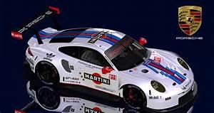 Porsche 911 Rsr 2017 : 2017 martini porsche 911 rsr skins racedepartment ~ Maxctalentgroup.com Avis de Voitures