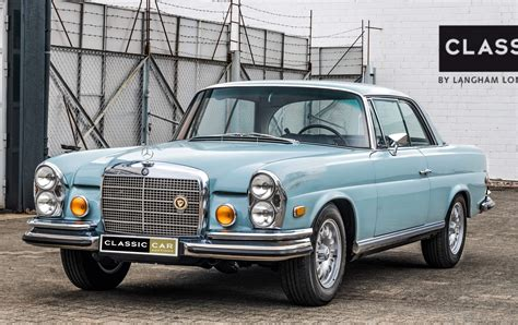 Looking to buy a mercedes benz car? 1969 Mercedes-Benz W111/112 - 280 SE COUPE W111 | Classic Driver Market