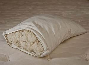 Organic wool pillows the organic mattress store for Best organic pillows