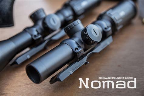 si鑒e nomade browning nomad e le ottiche si regolano in un click armi magazine