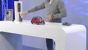 Einparkhilfe Garage Selber Bauen : lescars led einparkhilfe ampel zur wandinstallation youtube ~ Watch28wear.com Haus und Dekorationen