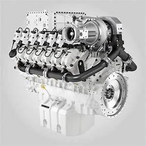 G9512 Gas Engine