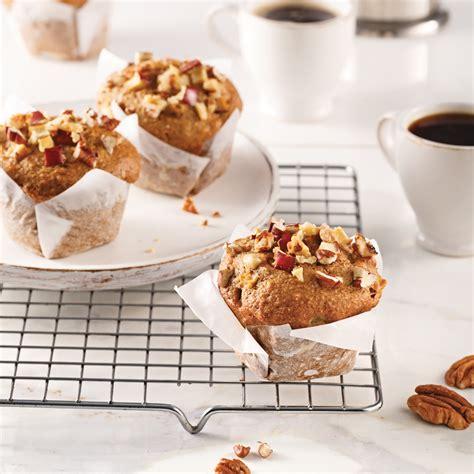 cuisine cannelle muffins aux pommes et cannelle recettes cuisine et