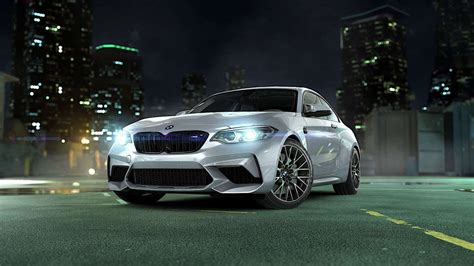 bmw m2 competition makes its appearance in csr2