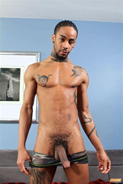 Jin Powers Big Black Dick Next Door Ebony Gay Porn