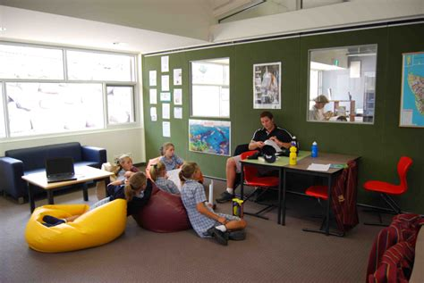 school design studio 32 establish a variety of outdoor