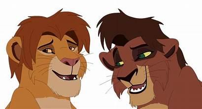 Kovu Lion Simba Base Teen Deviantart Request