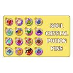 Final Fantasy Pins Xiv Job Potion Soul