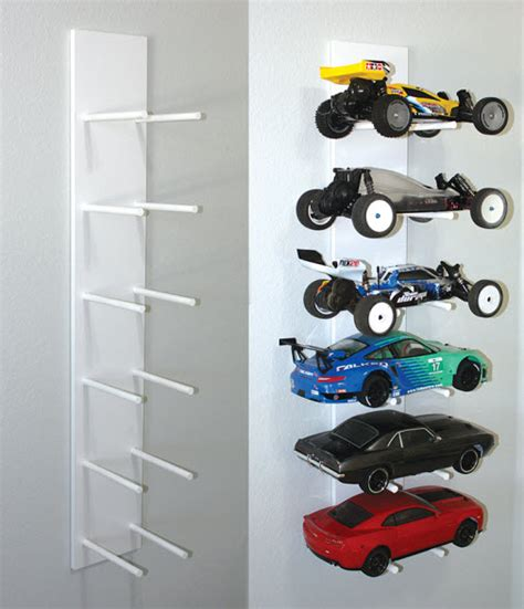 easy diy car rack plus more tips from the issue rc car