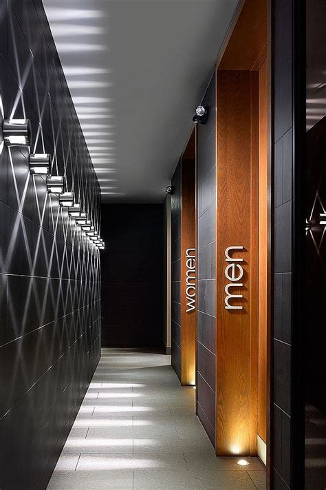 ideas for bathrooms wayfinding signage id and interiors coordination badrum