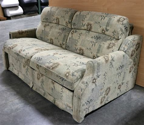Used Sleeper Sofas by Rv Furniture Used Electric Cloth Rv Sleeper Sofa Motorhome