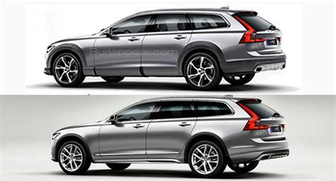 2019 Volvo V90 Cross Country  New Car Price Update And