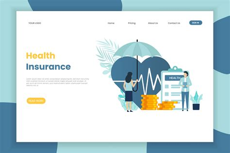 Health images of boulder patient view all testimonials. Woman with Umbrella Health Insurance Landing Page - Download Free Vectors, Clipart Graphics ...