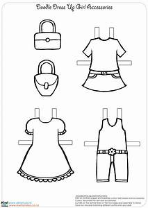 make your own paper dolls kiwi families With paper dress up dolls template