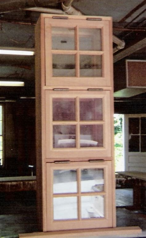 wood casement  awning windows custom built replacement sashes traditional  historical