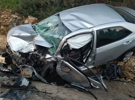 Three Killed, Including 4-year Old, In Car Crashes; Four