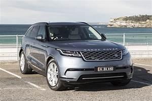 Range Rover Velar S 2017 Review  Snapshot