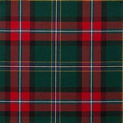 Tartan Plaid Fabric Material Scottish National Lightweight