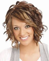 Loose Perm Hairstyles Short Hair