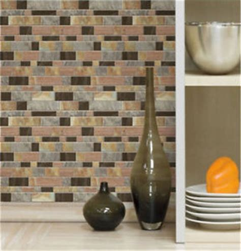 peel and stick groutless tile backsplash kitchen backsplash peel stick like wall tiles